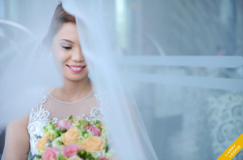 veil bride