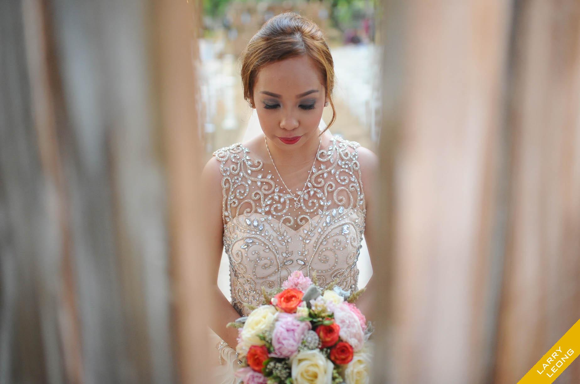 Carnil & Sheryl\'s Mango Farm Wedding | Larry Leong