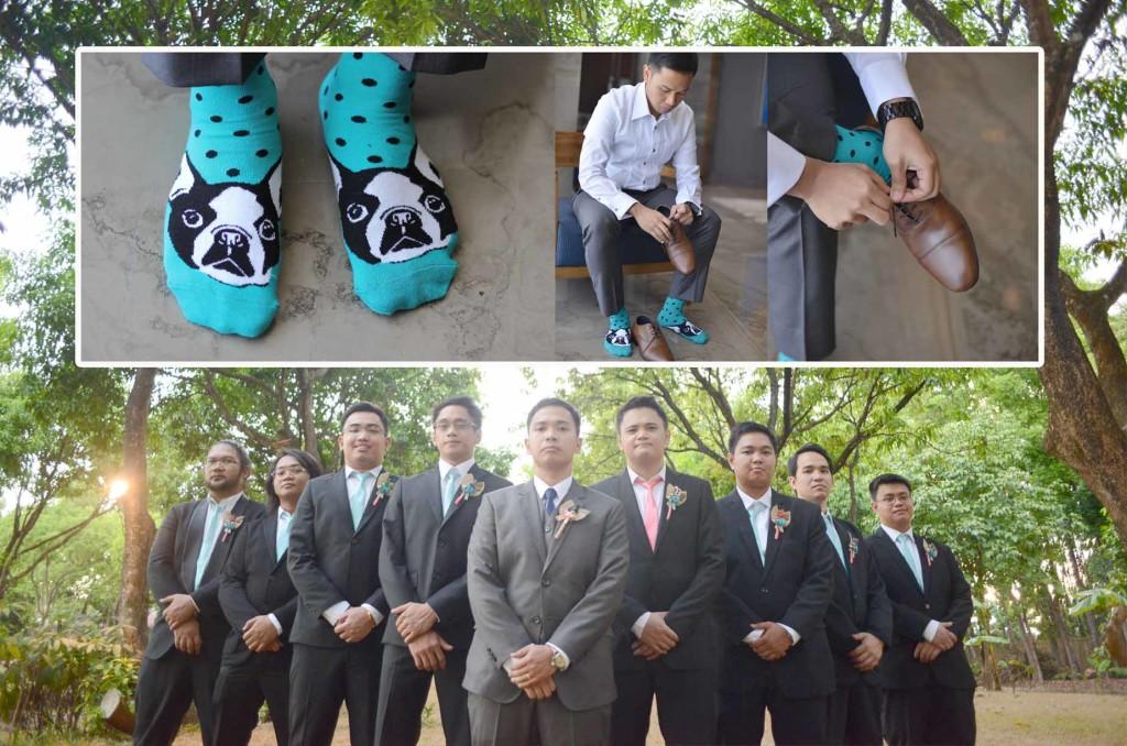 groom entourage
