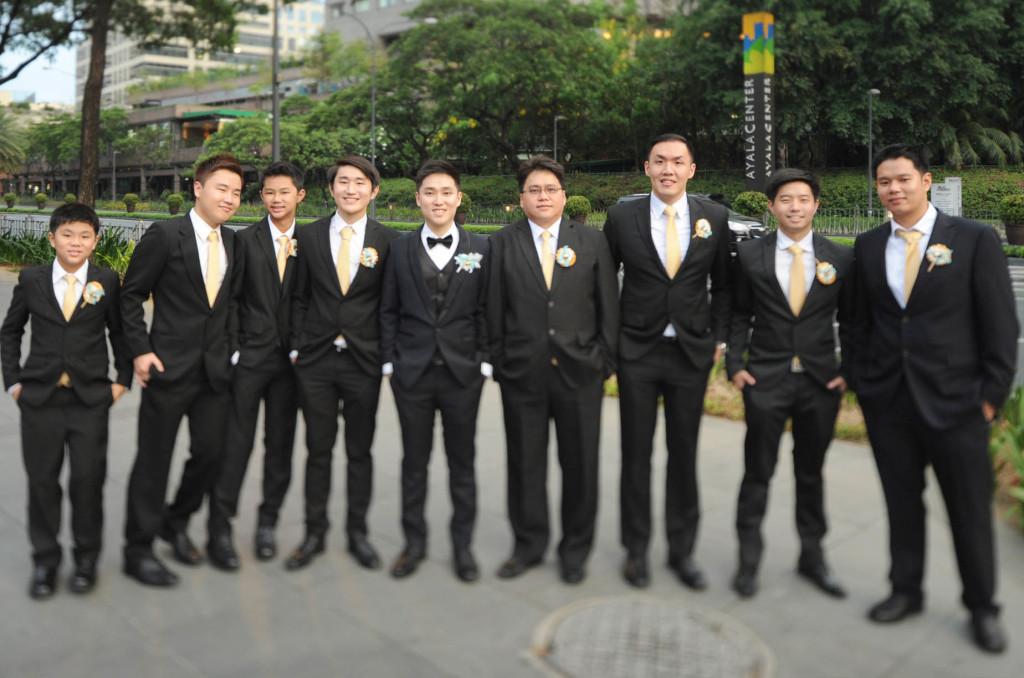 groomsmen makati wed