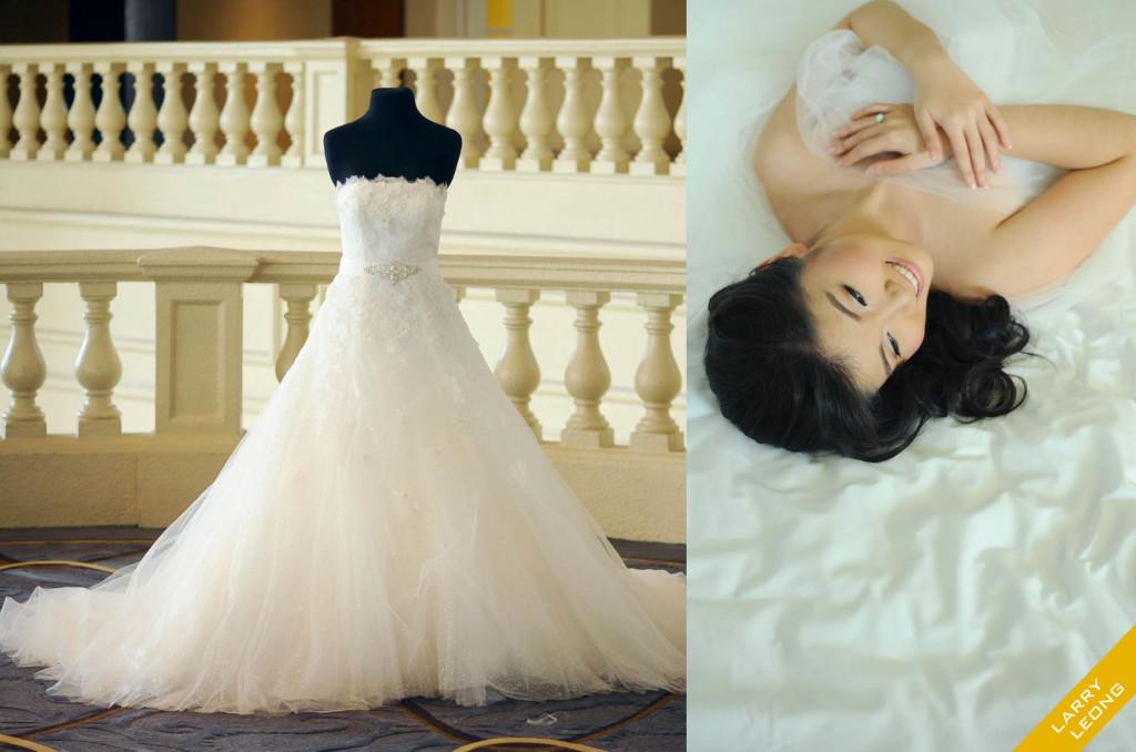 wedding gown pronovias