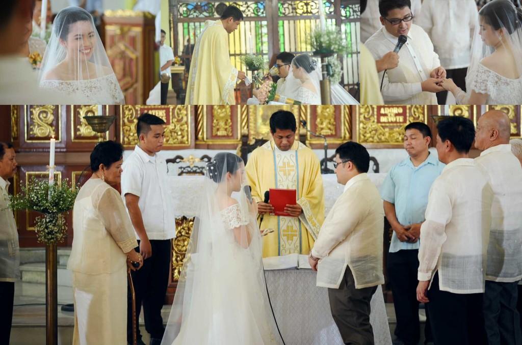 church wedding photo larry
