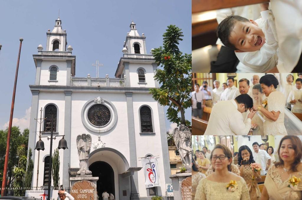 san miguel church malacanang