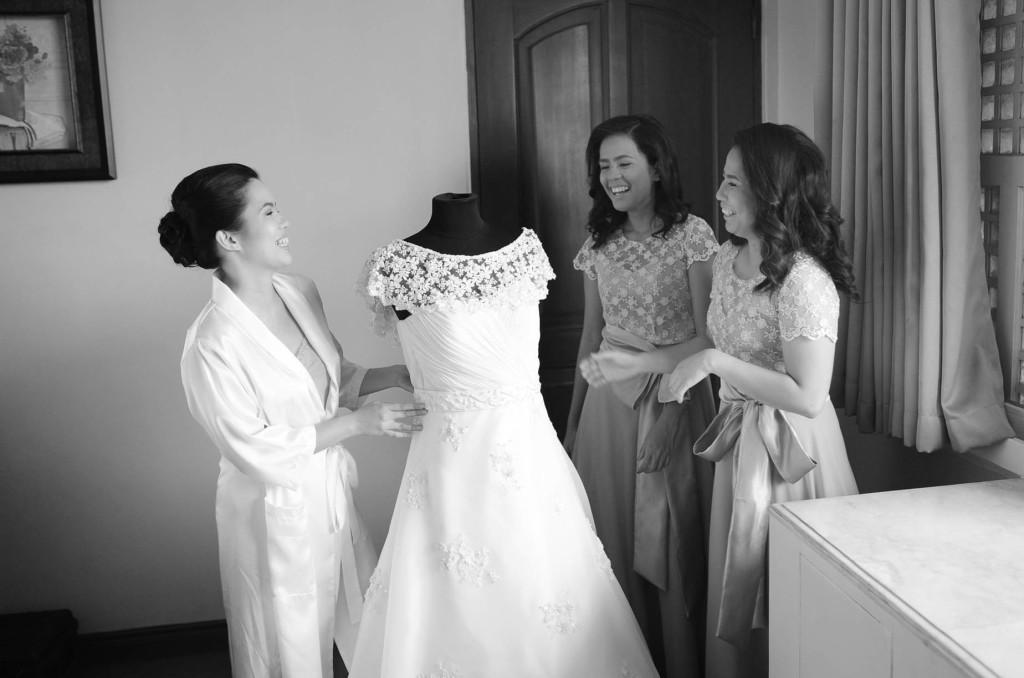 sister wedding