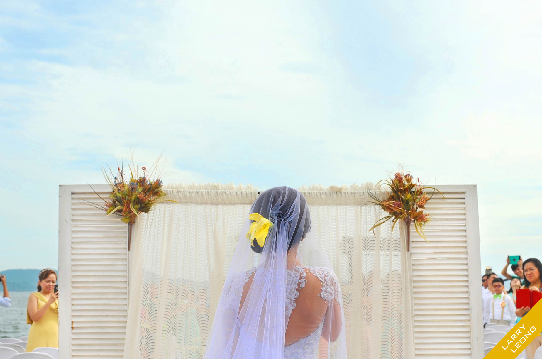 Balai isabel beach wedding