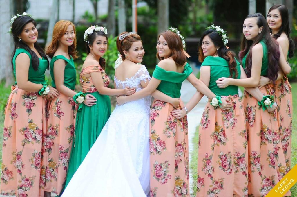 bridesmaid-wedding-dress