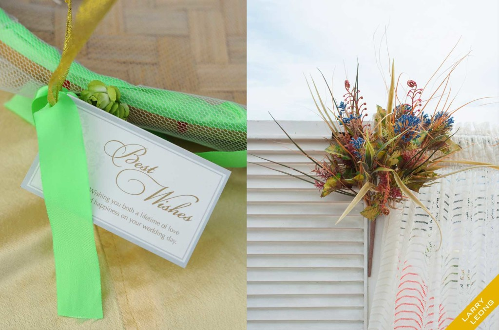 ribbon-beachwedding-flowers