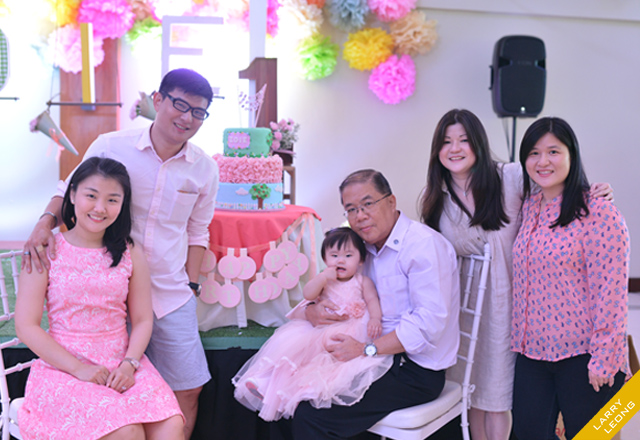 vincent family