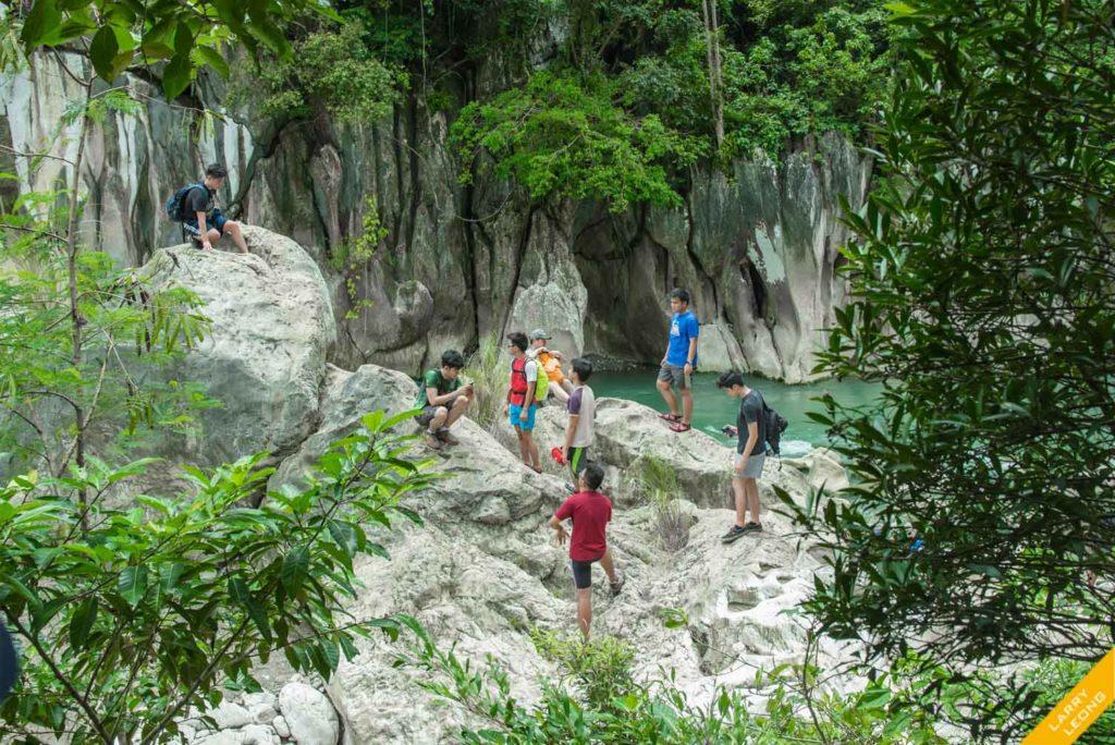 climb trip rizal