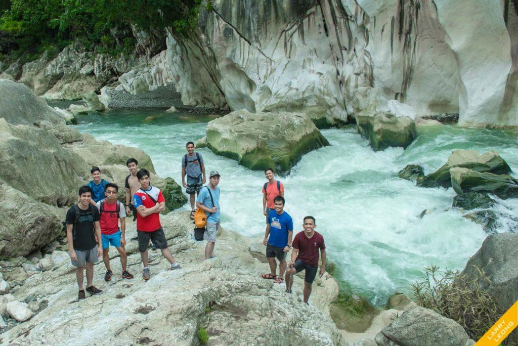 river tinapak trip