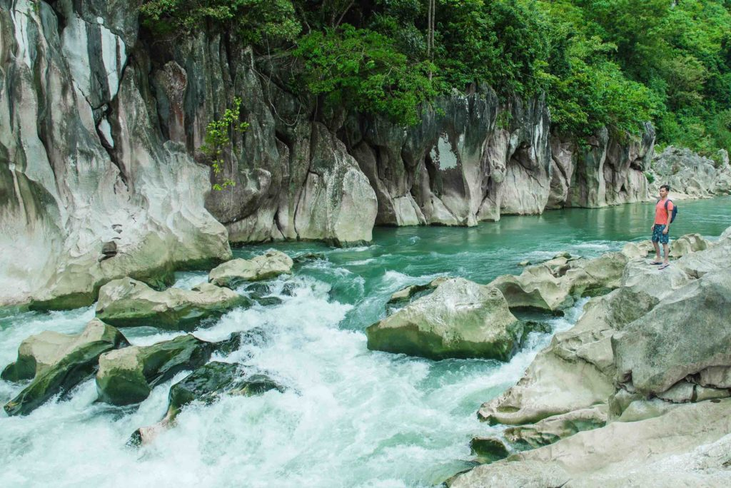 tinipak river travel
