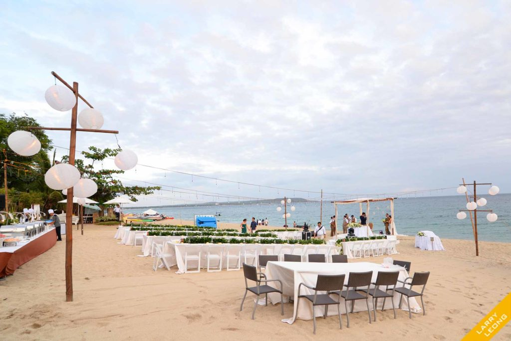 beach wedding acquatico