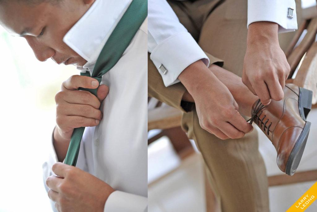 groom tagaytay
