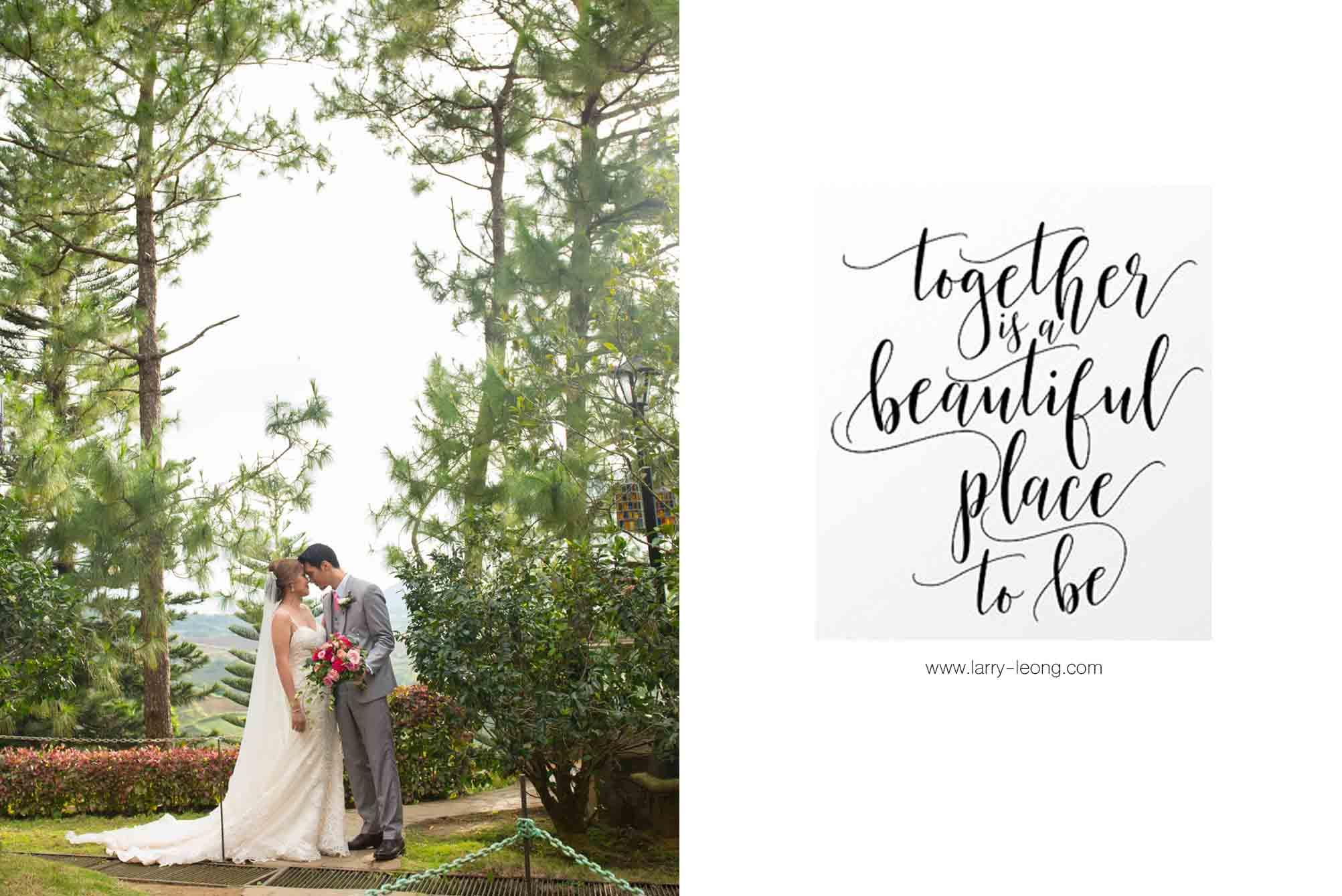 Wedding Photography Rate: Jomas & Ays' Tagaytay Wedding