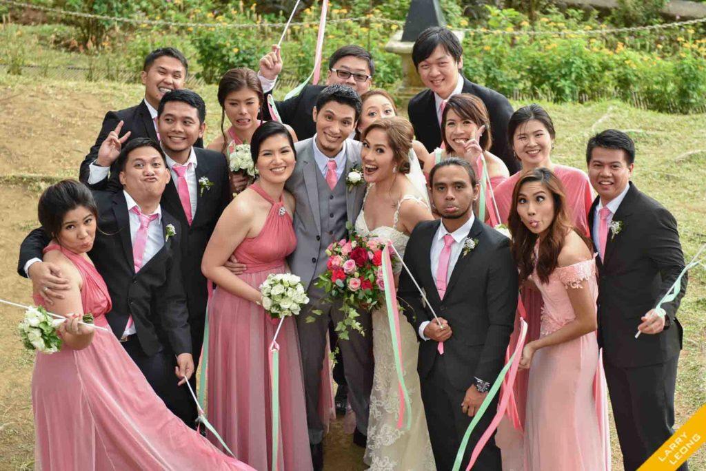 tagaytay wedding church reception hotel
