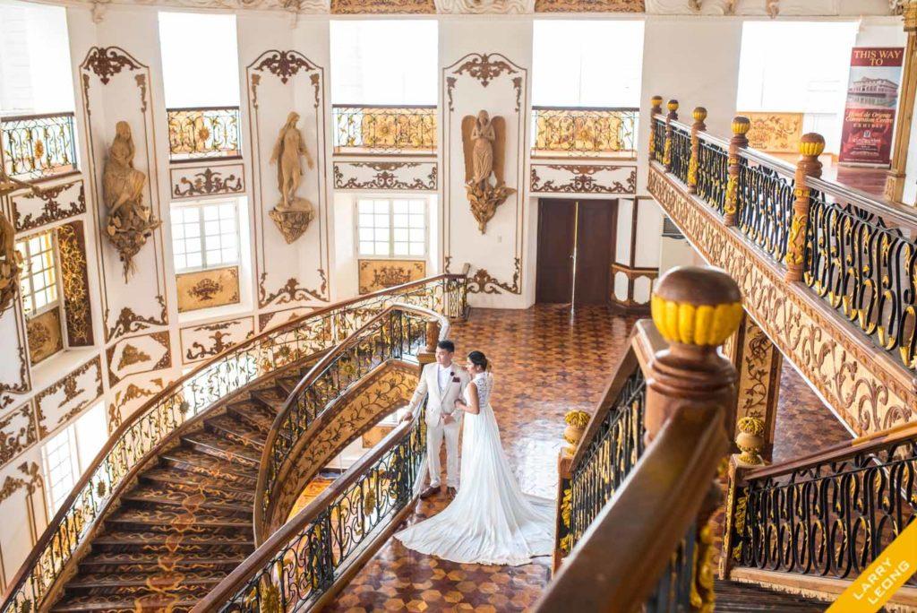 intramuros wedding prenup location