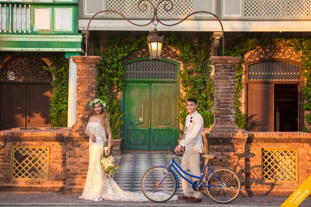 las casas de acuzar bataan wedding