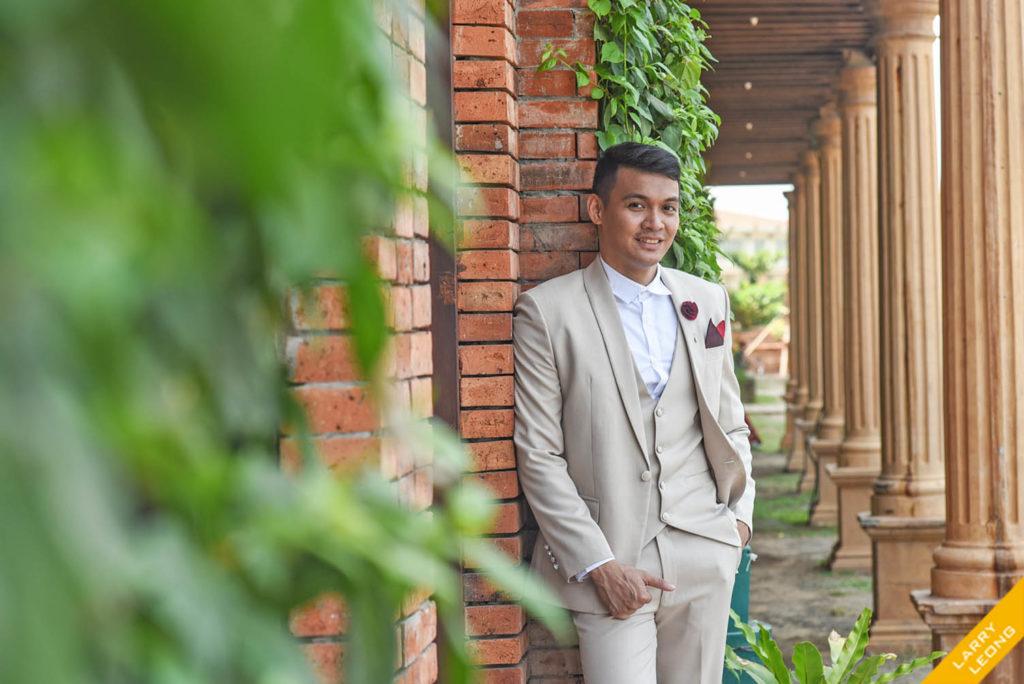 wedding groom philippine weddings