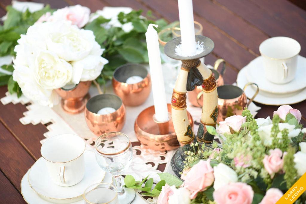 wedding stylist florist