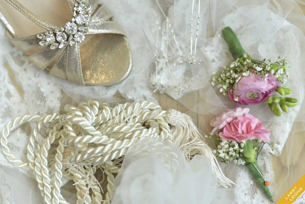 details in wedding