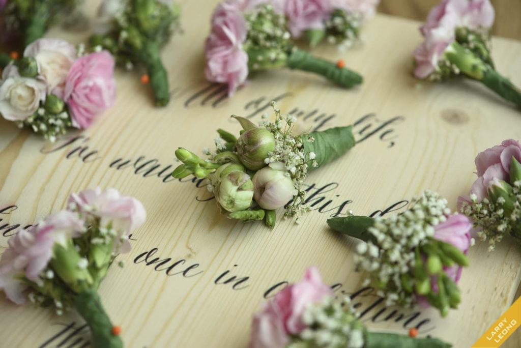 flowers wedding novotel