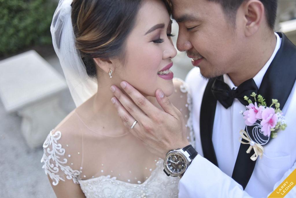 wedding kiss cubao
