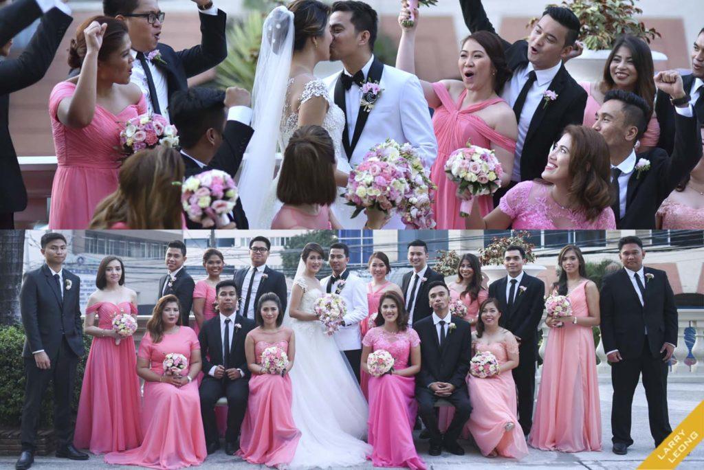 weddings church entourage