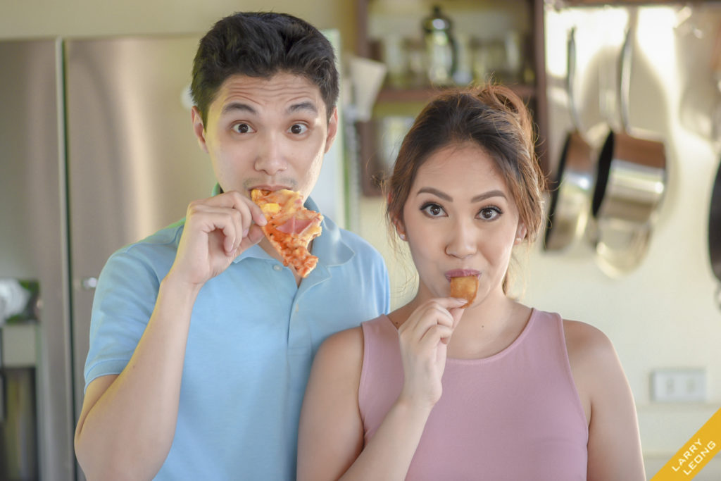 pizza party engagement