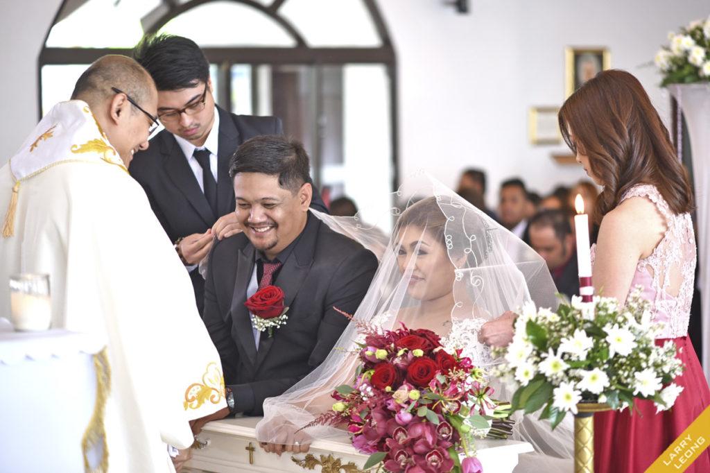 church wedding tagaytay