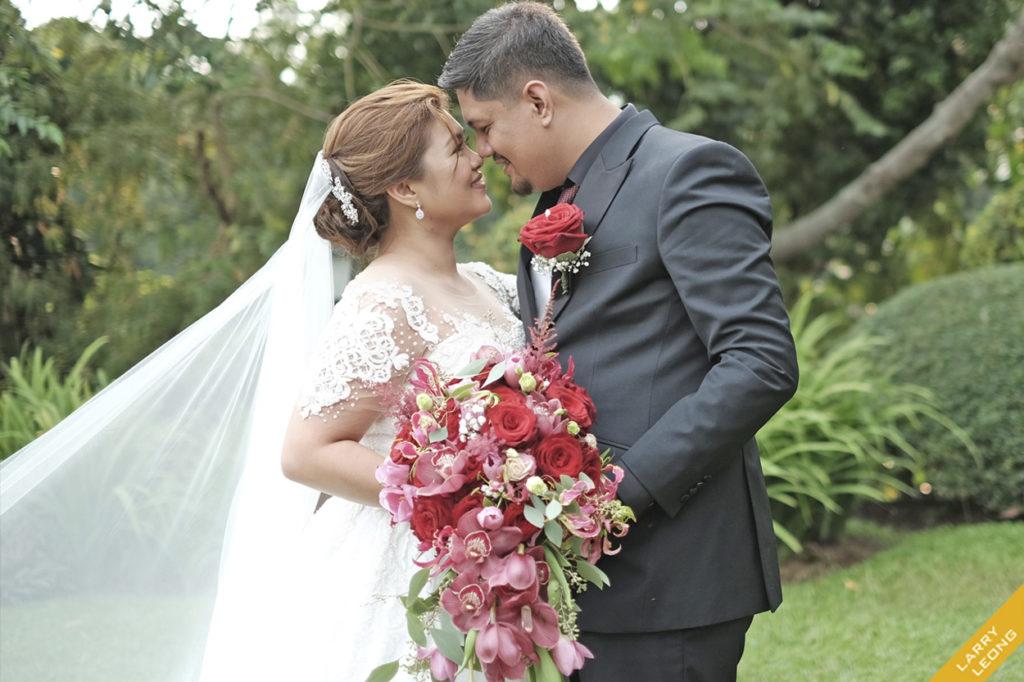tagaytay batangas manila weddings