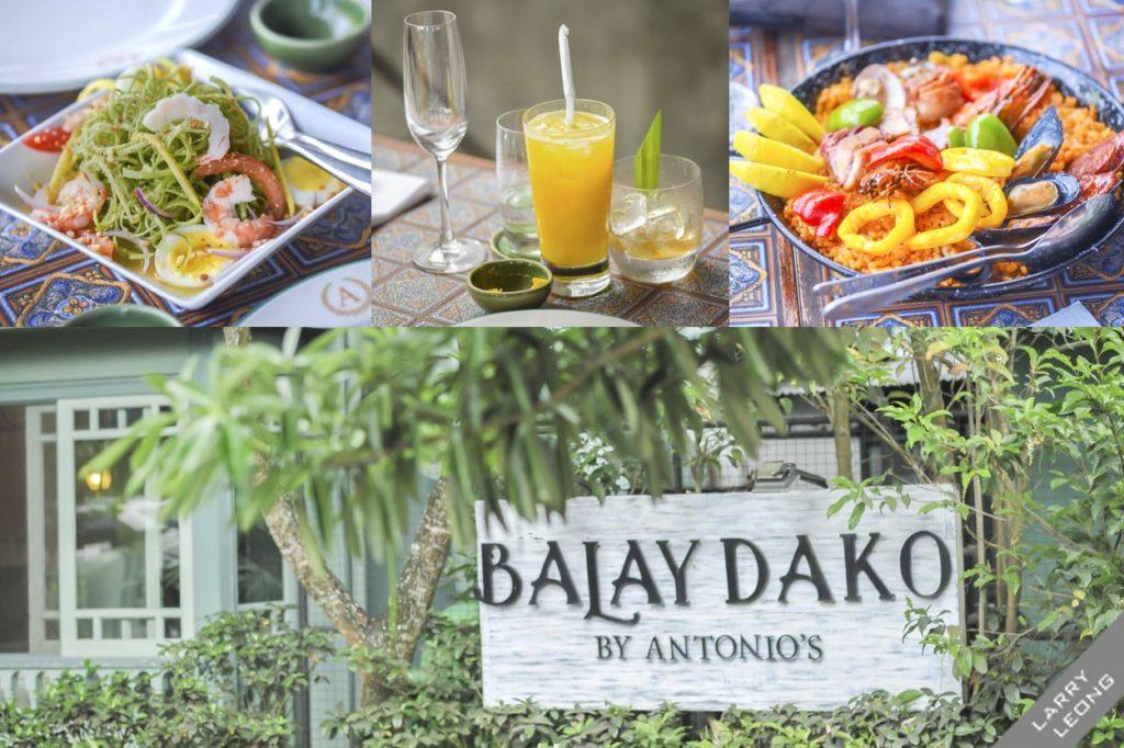 balay dako food tagaytay weddings