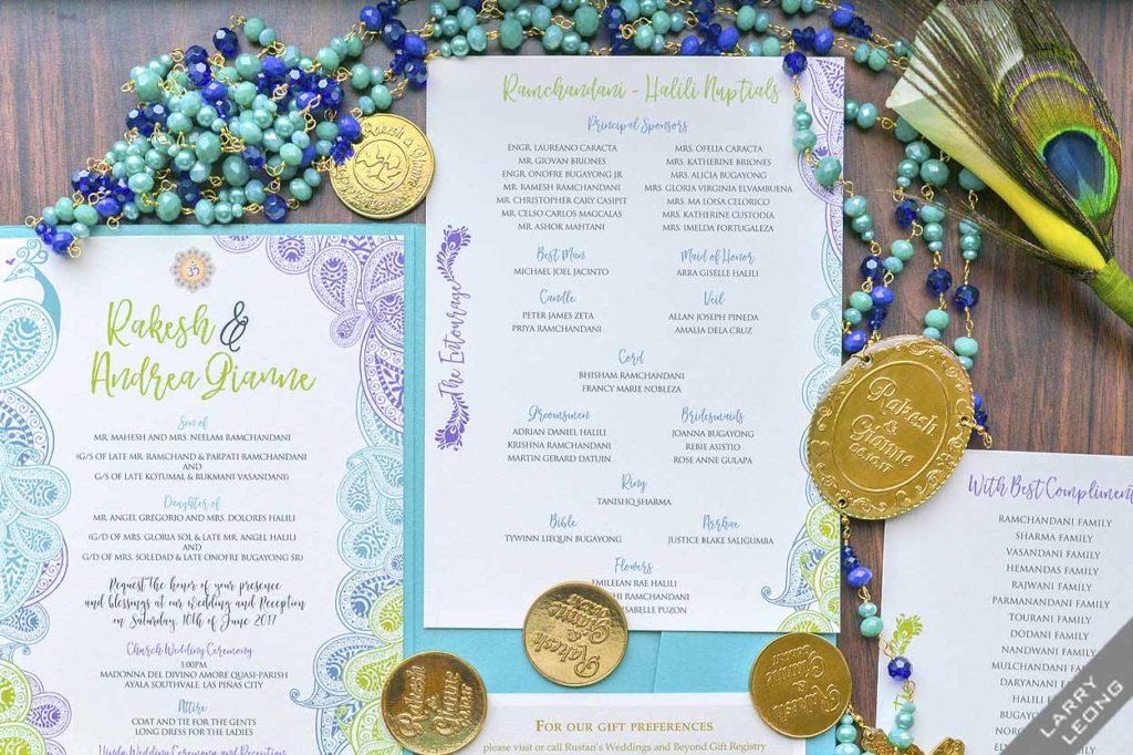 best wedding invitation design