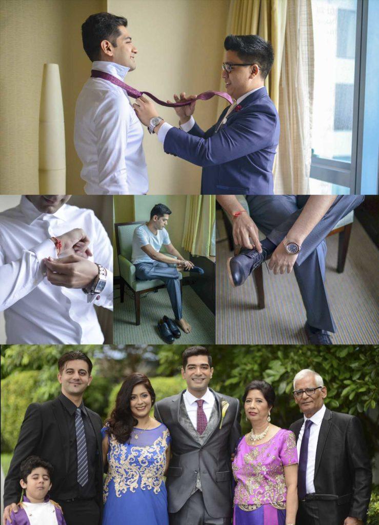 family groom