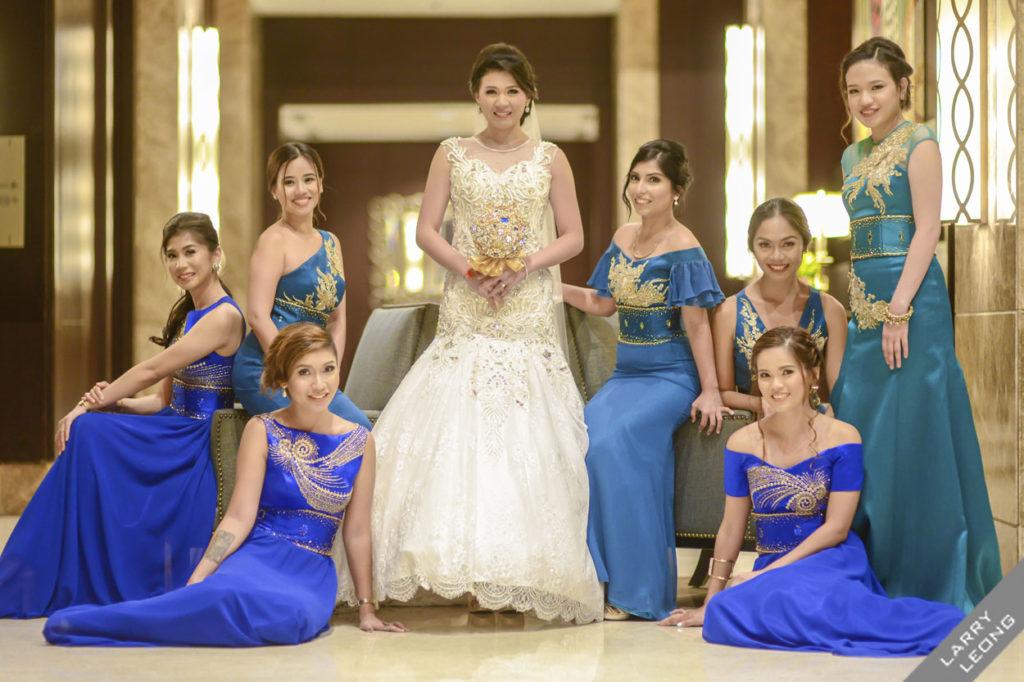 gown designer bridesmaid