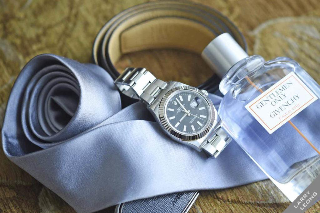 grooms details