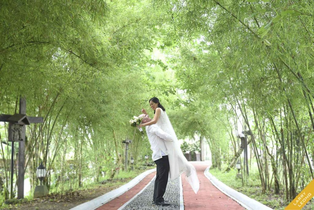 laughter wedding tagaytay