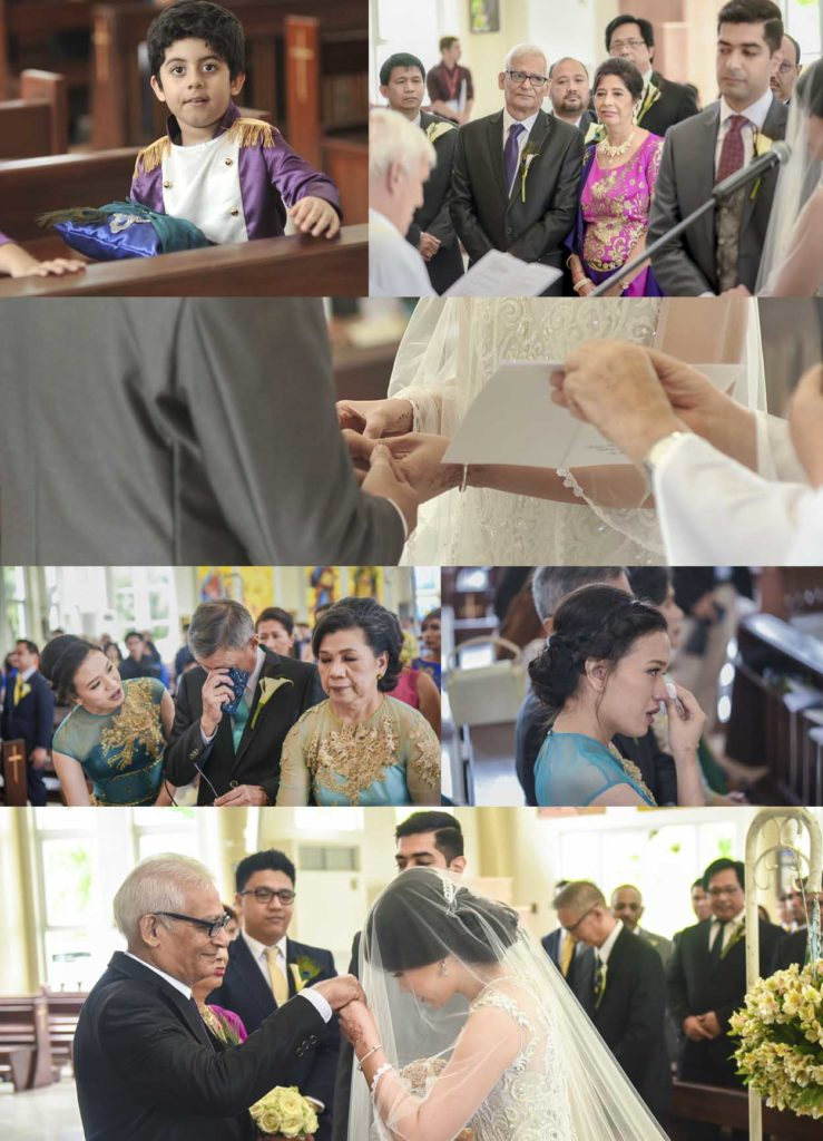 marriage vows alabang weddings