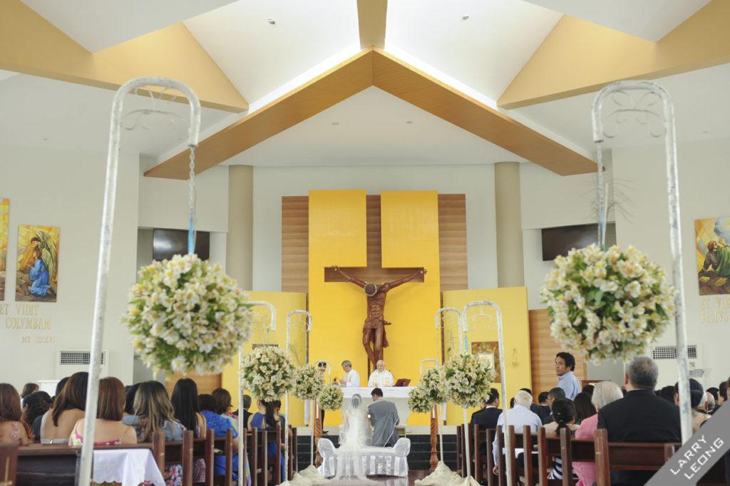 married alabang makati manila church