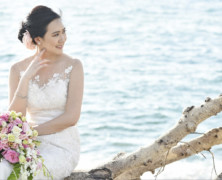Terence & Jeraldine's Beach Wedding