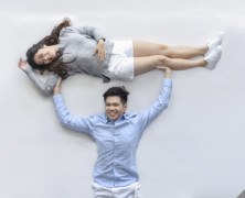 Jerome & Patrixia's Perfect Prenup Shoot