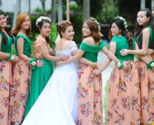 ERROL AND DIORELLA'S TAGAYTAY WEDDING