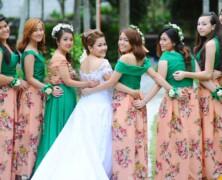 ERROL AND DIORELLA'S TAGAYTAY WEDDING