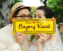 Joshua & Patricia's Manila Wedding
