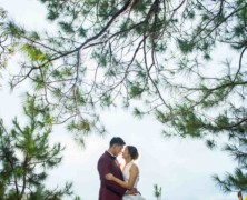 Rj & Sugar's Sierra Madre Resort Wedding