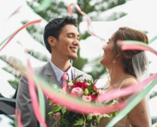 Jomas & Ays' Tagaytay Wedding